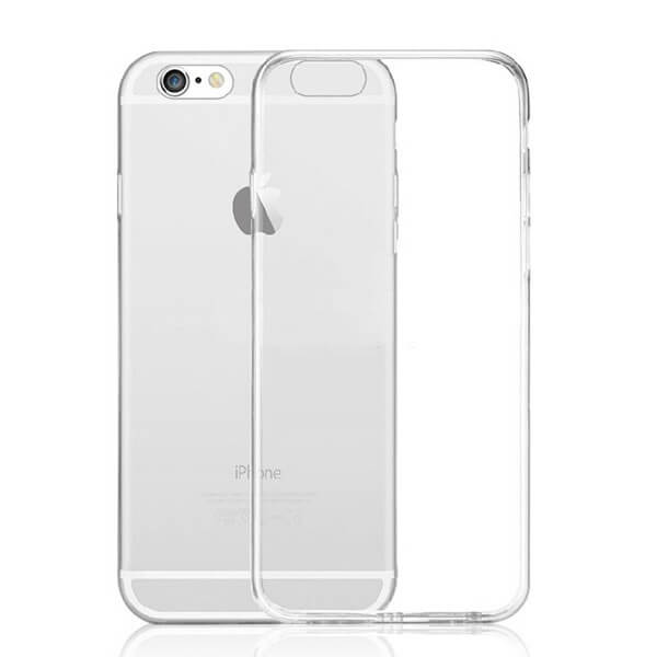 Hard Clear Case for Apple iPhone 6/6S